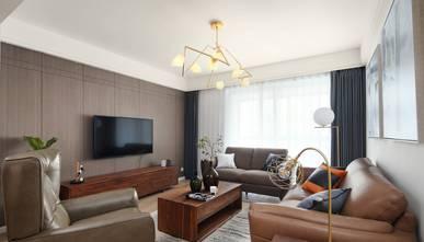 20万以上120平米三北欧风格客厅效果图
