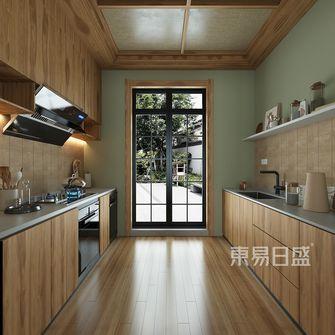 豪华型140平米别墅田园风格厨房图片大全