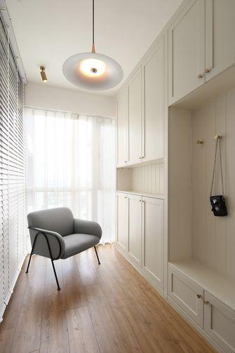 10-15万100平米三室两厅北欧风格玄关欣赏图
