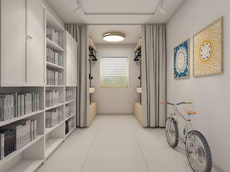 120平米三室两厅日式风格储藏室图片大全
