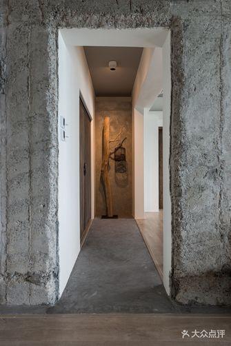 富裕型140平米三混搭风格走廊装修案例
