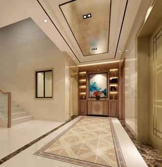 豪华型140平米别墅港式风格玄关装修案例