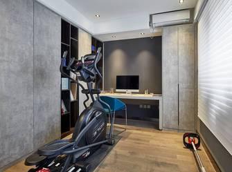 富裕型110平米三现代简约风格健身房装修案例