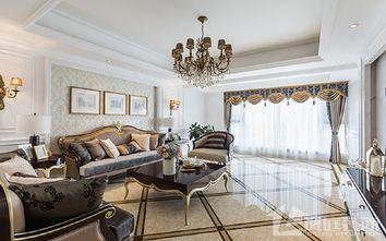 豪华型130平米四室两厅欧式风格客厅装修效果图