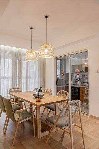 15-20万140平米四室四厅北欧风格餐厅装修效果图