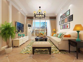 100平米美式风格客厅图片