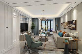 20万以上120平米三欧式风格客厅装修图片大全