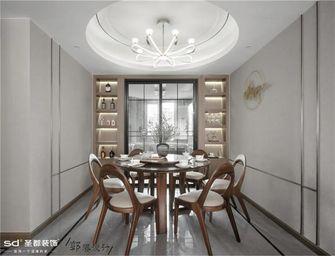 豪华型130平米四室四厅中式风格餐厅设计图