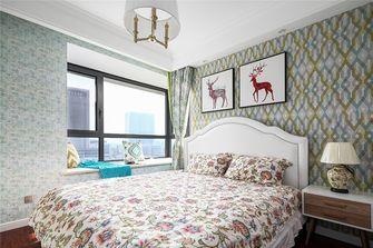 100平米三室两厅美式风格卧室效果图