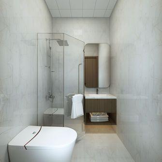 20万以上140平米三室一厅轻奢风格卫生间装修效果图