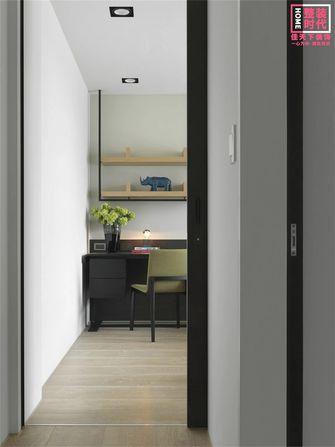 100平米三室两厅港式风格卧室设计图
