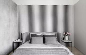 富裕型70平米现代简约风格卧室图