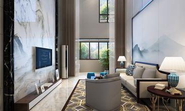20万以上140平米四室四厅中式风格客厅图片