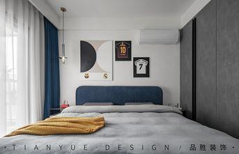 富裕型140平米四室两厅工业风风格卧室效果图