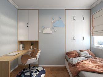 120平米三北欧风格书房图片