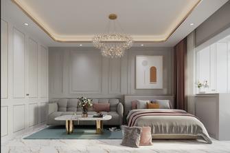 豪华型80平米法式风格卧室设计图