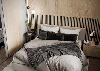 3-5万60平米公寓北欧风格卧室欣赏图