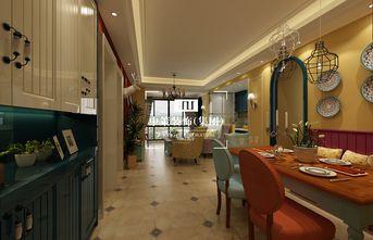 三地中海风格餐厅装修效果图