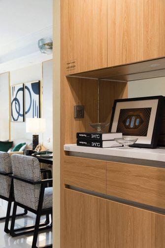 富裕型90平米三室两厅港式风格餐厅装修案例