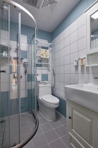 5-10万80平米四室两厅北欧风格卫生间设计图