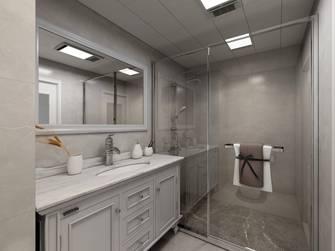 20万以上140平米三室两厅欧式风格卫生间设计图
