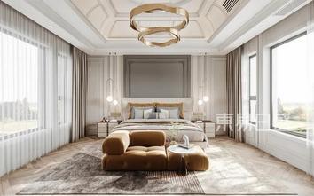 140平米别墅法式风格青少年房装修案例
