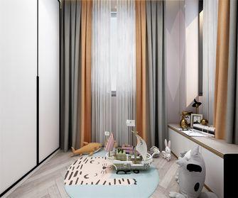 20万以上140平米四北欧风格青少年房装修图片大全