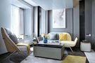 15-20万140平米三室两厅现代简约风格客厅图
