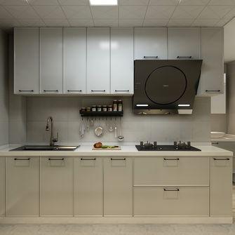 30平米小户型现代简约风格厨房装修图片大全