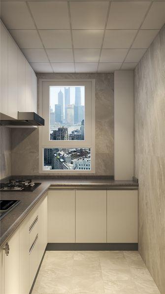 经济型80平米北欧风格厨房装修案例
