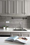 15-20万130平米四室两厅现代简约风格厨房装修效果图