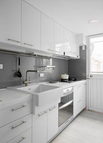 5-10万30平米小户型现代简约风格厨房装修效果图