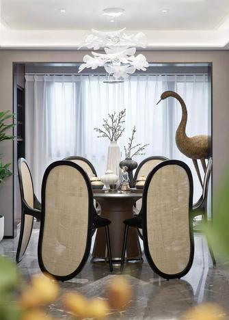 15-20万130平米三中式风格餐厅装修案例