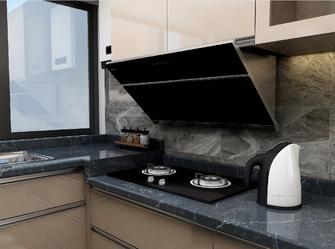 经济型四室一厅中式风格厨房效果图