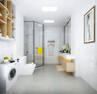 5-10万80平米现代简约风格卫生间设计图