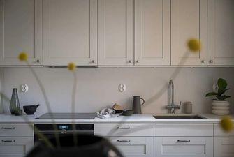 5-10万60平米欧式风格厨房设计图