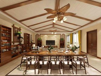 豪华型140平米别墅东南亚风格客厅图片大全
