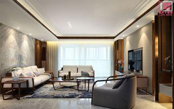 100平米中式风格客厅图片大全