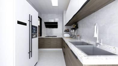 10-15万120平米四港式风格厨房图片大全