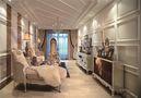 富裕型100平米法式风格客厅图片