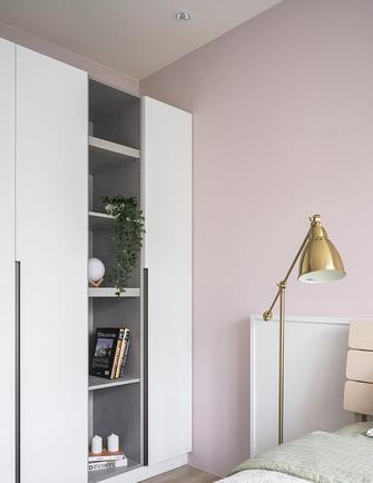 10-15万80平米三室两厅美式风格卧室欣赏图
