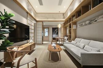 经济型50平米小户型日式风格客厅图片