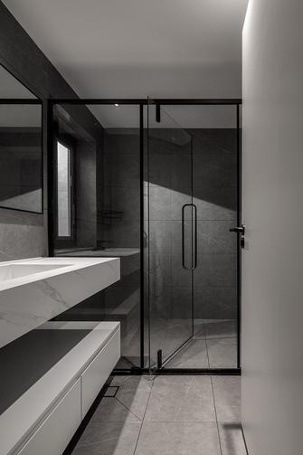 三室两厅现代简约风格卫生间图