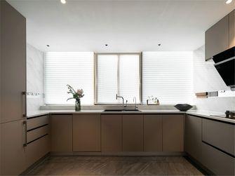 20万以上140平米三室两厅中式风格厨房欣赏图