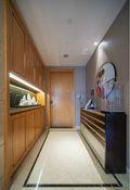 豪华型110平米三室两厅中式风格走廊欣赏图