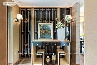 富裕型140平米三室一厅新古典风格玄关欣赏图