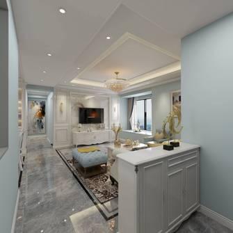 10-15万90平米三欧式风格客厅图