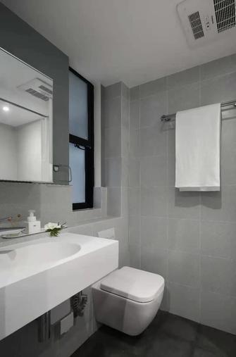 30平米以下超小户型现代简约风格卫生间欣赏图