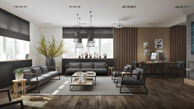 豪华型140平米四工业风风格客厅设计图
