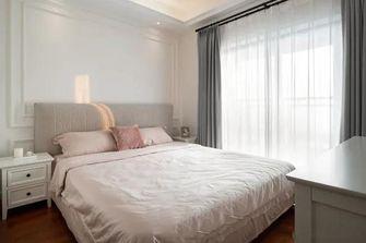 140平米复式美式风格卧室效果图